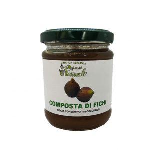 Composta di Fichi - I frutti del Pozzeolo