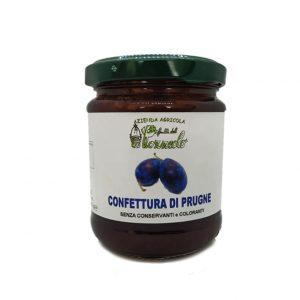 Confettura di Prugne - I Frutti del Pozzeolo