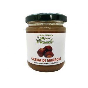 Crema di Marroni - I Frutti del Pozzeolo