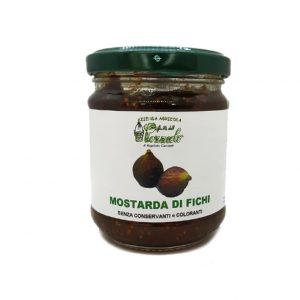 Mostarda di Fichi - I Frutti del Pozzeolo