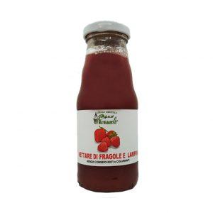 Nettare di Fragole e Lampone 200ml 2 - I Frutti del Pozzeolo