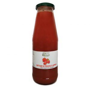 Nettare di Fragole e Lamponi 700ml 2 - I Frutti del Pozzeolo