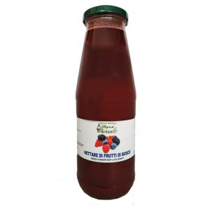 Nettare di Frutti di Bosco 700ml - I Frutti del Pozzeolo