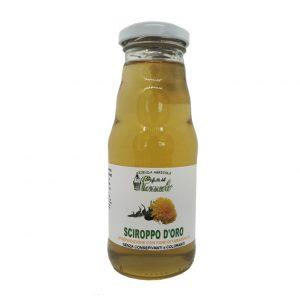 Sciroppo d'Oro - I Frutti del Pozzeolo 200ml