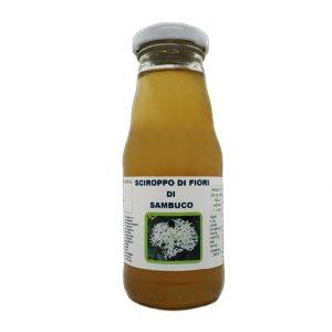 Sciroppo di Fiori di Sambuco - I Frutti del Pozzeolo 200ml