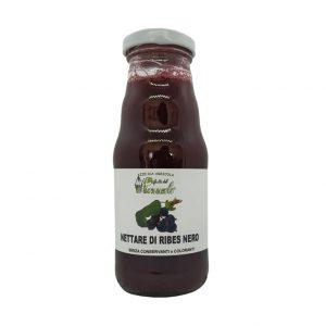 Nettare di Ribes Nero 200ml - I Frutti del Pozzeolo