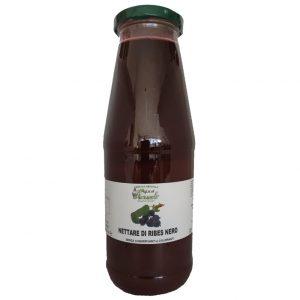 Nettare di Ribes Nero 700ml - I Frutti del Pozzeolo