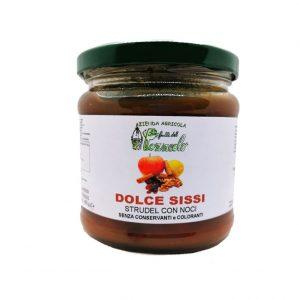 Dolce Sissi Strudel con Noci - I Frutti del Pozzeolo
