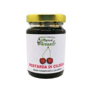 Mostarda di Ciliegia - Specialità de I Frutti del Pozzeolo